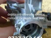 Repar contact blocat Vw Skoda Seat Audi Volkswagen