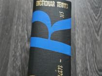 Dictionar tehnic roman rus