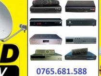 Instalez Antene Satelit Bucuresti Reglaj Digi Tv,Dolce Tv