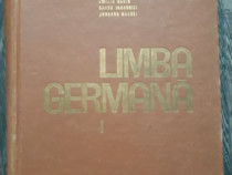 Curs limba germana volum unu editia 1963