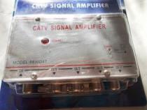 Amplificator semnal tv 4iesiri catvsisat,phililps,ev.ramburs