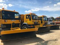 Camioane de deszapezire DAF 8X4