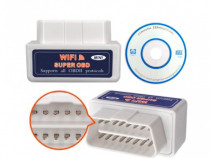 Diagnoza obd2 konnwei kw902, white, wifi, ios, android, pc,