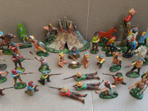 Colectie vintage armata Elastolin, anii '60