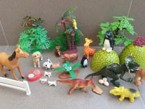 Lot animale domestice si salbatice + vegetatie