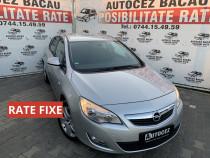 Opel Astra 2012-EURO 5-BENZINA-Full Extrase-RATE-