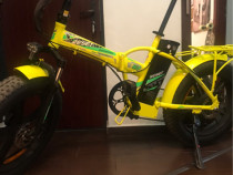 Bicicleta Electrică Fatbike Reset Redwood