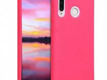 Husa Telefon Plastic Huawei P30 Lite Liquid Fuchsia