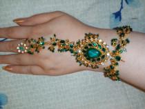 Brățară cu inel(originală din India)