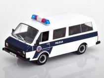 Macheta RAF 22038 1992 - DeAgostini Masini de Politie Rusia