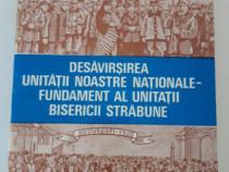 Religie nestor vornicescu desavarsirea unitatii nationale