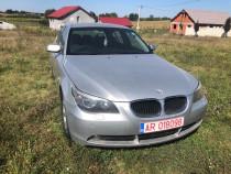 Dezmembrez BMW 530D E60 M57 150 cp an 2004