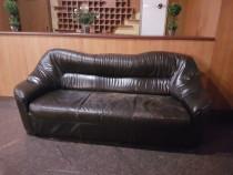 Canapele din piele 215x90x90