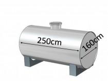 Rezervor apă orizontal 5.000 litri - Livrare Gratuită