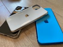 Huse silicon cu logo Apple iPhone 11 pro / max