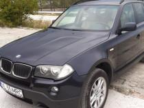 BMW X3 4x4 E83 2,0 d inmatriculat ro