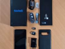 Samsung Galaxy Note 8, black