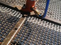 Site vibratoare cu acționare pneumatică (compresor de 24l)