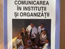 Comunicarea in institutii si organizatii ALEX MUCCHIELLI