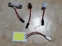 Panel 24 LED-uri 8W T10 auto