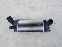 Radiator intercooler Citroen C5 3, 2.0 hdi, 2010, 9657073480