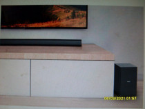 Philips htl1520b-12, soundbar, nou, la cutie, accesorii,