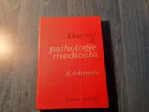 Elemente de psihologie medicala Andrei Athanasiu