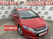 Honda insight 2010-hybrid-benzina-euro 5-rate-