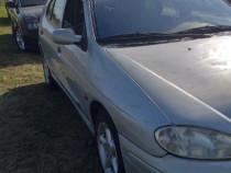 Renault megane cu haion din 2001 benzina 1,6