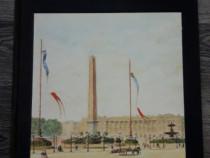 Album de arta arhitectura  memoire du vieux paris