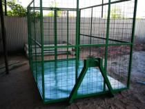 Producatori containere Abroll pentru deseuri usoare