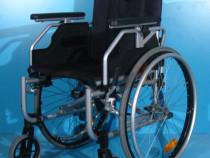 Scaun cu rotile - fara suporti picioare - sezut 41 cm
