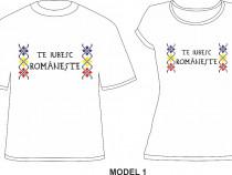 Tricou personalizat de Dragobete