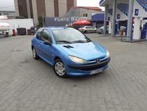 Peugeot 206  1.9d  Inmatriculat Ro cu Acte valabile la zi
