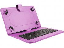 Husa tableta model X cu tastatura, MicroUSB, 10 inch C402