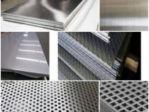 Tabla inox 3mm mata striata perforata Aluminiu Alama Cupru