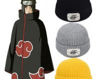 Caciula fes bandana Naruto Shippuden Kakashi Sasuke Anime
