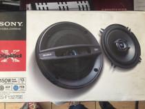 Sistem audio complet statie + boxe auto sony