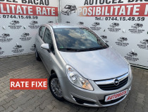 Opel Corsa 2010-AUTOMATA-Benzina 1.4-Senzori Parcare-RATE-