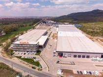 Spatiu industrial de inchiriat 2026 m2 - Broscarie
