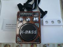 Radio mp3 portabil Waxiba XB-182URT