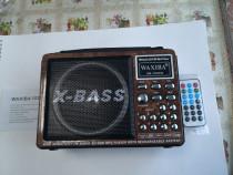Radio mp3 portabil Waxiba XB-1022U cu telecomanda