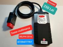 Tester diagnoza auto Delphi 2016