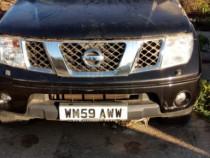 Dezmembrez Nissan Navara motor YD25DDTI cut.automata an 2009