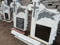Monumente funerare, cruci, marmura si piatra naturala