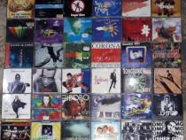 CD single DJ Bobo,Snap,Technotronic,Scooter,Haddaway,U96