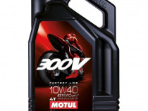 Ulei motor Motul 300V Factory Line 4T 10W-40 4L 104121
