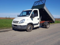 Iveco daily 35 c 15 bascula 3000 cmc motor