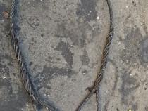Cablu,sufa de tractat,remorcat,ridicat de 25mm