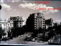 Bucuresti, Piata Rosetti -Negativ din perioada interbelica